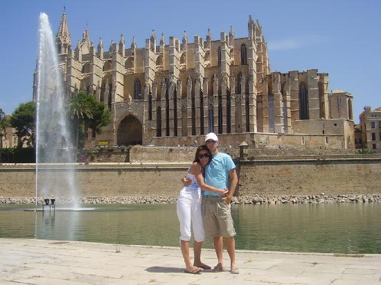 Hotel HSM Don Juan: catedral mallorca