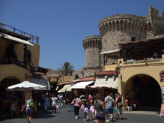 Rhodos, Griechenland: Rhodes