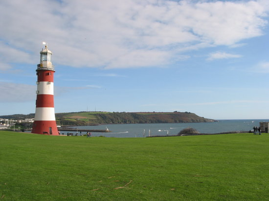 Плимут, UK: Plymouth Hoe