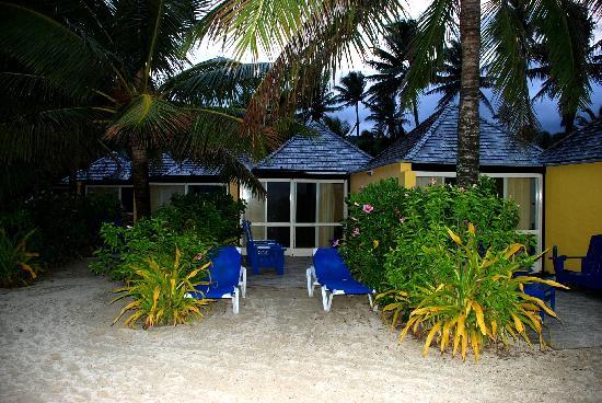 The Rarotongan Beach Resort & Spa: bungalow