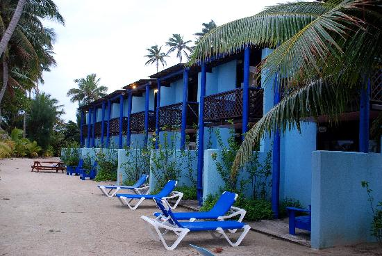 The Rarotongan Beach Resort & Spa: otros bungalows