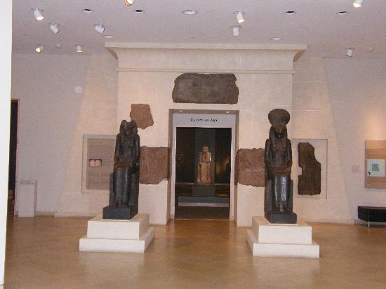 The Walters Art Museum: Egypt Gallery