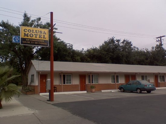 The Colusa Motel