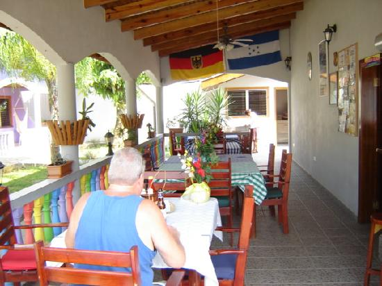 Hotel Rainbow Village : Restaurant