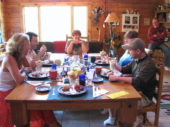 Sedona Dream Maker Bed & Breakfast: A Tasty Sharing of Experiences
