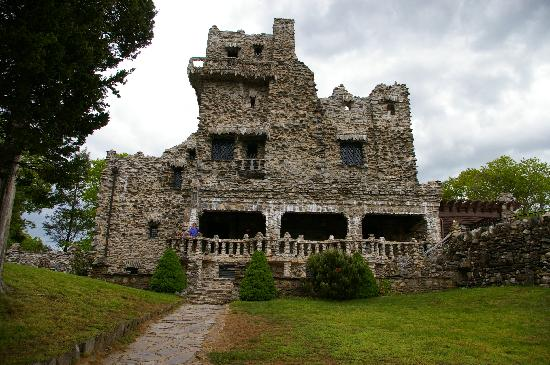 ‪‪Essex‬, كونيكتيكت: Gillette Castle‬