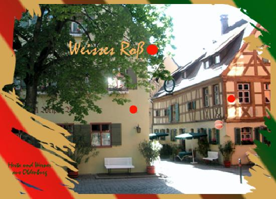 Flair Hotel Weisses Ross : Das Weisse Roß
