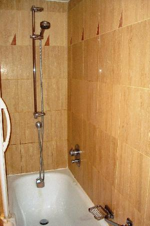 NH Gent Sint Pieters : Shower