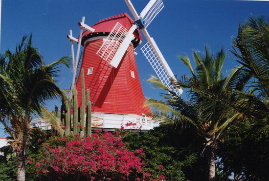 Old Dutch Windmill: The Olde Molen