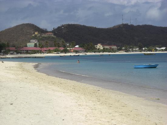 Jenny's Place: Grande Anse Beach