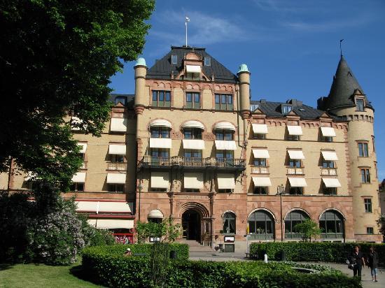 Grand Hotel Lund: Grand Hotel in Swedish Sun