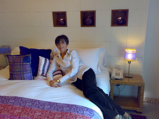 Mine Hotel Boutique: Room 208