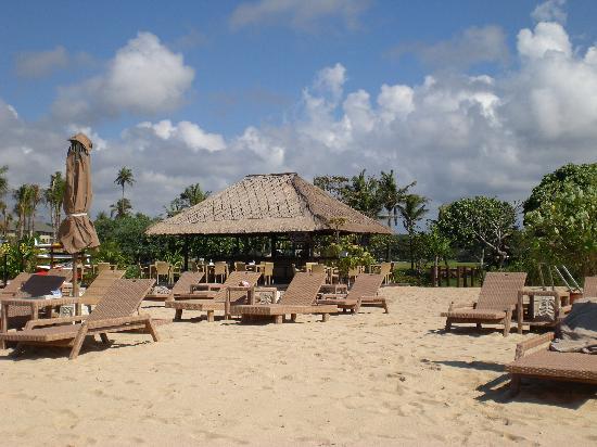 Novotel Bali Nusa Dua Hotel & Residences: Beach Club du Novotel Nusa Dua