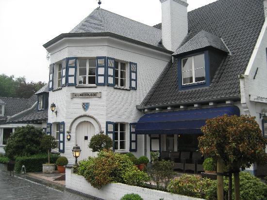 Best Western Premier Weinebrugge: Hotel restaurant