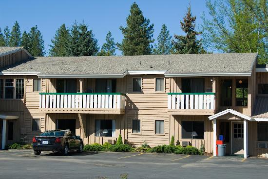 Winthrop Inn: the motel