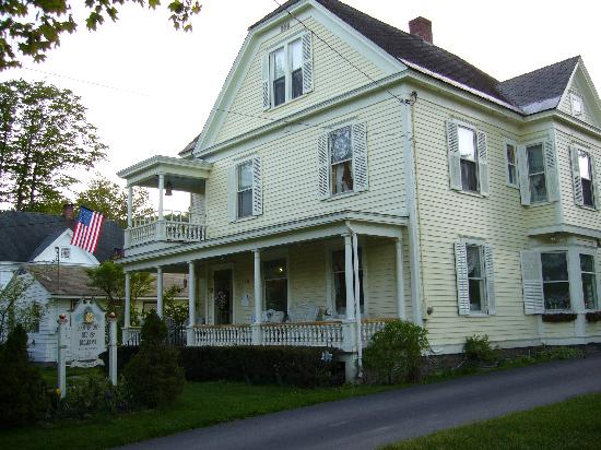 Cooperstown B and B: Cooperstown Bed & Breakfast