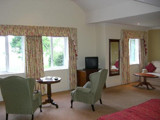 Loch Lein Country House: Room 212 - Lake View Room