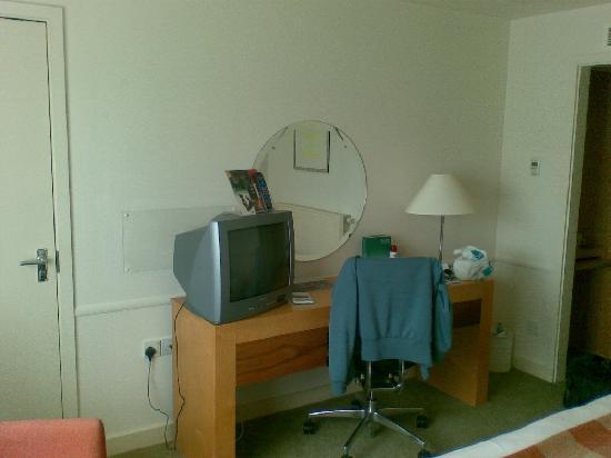 Holiday Inn Chester South: Desk