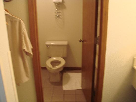 Days Inn Tunica Resorts: bathroom