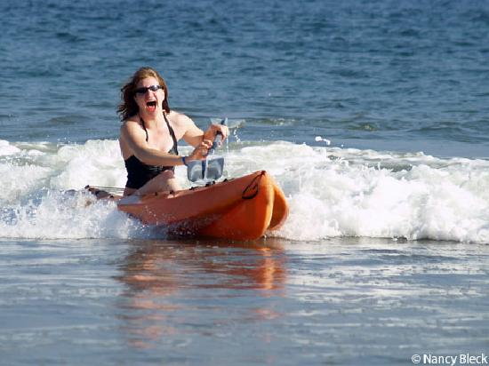 Los Angeles Locos: Don't miss out on the [free!] ocean kayaking!