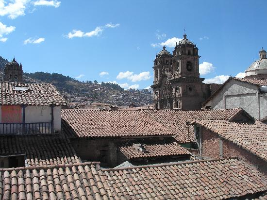 Casa Andina Standard Cusco Plaza: A room with a view