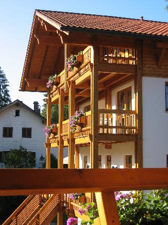 Fischen im Allgau, Allemagne : Hotel Forellenbach