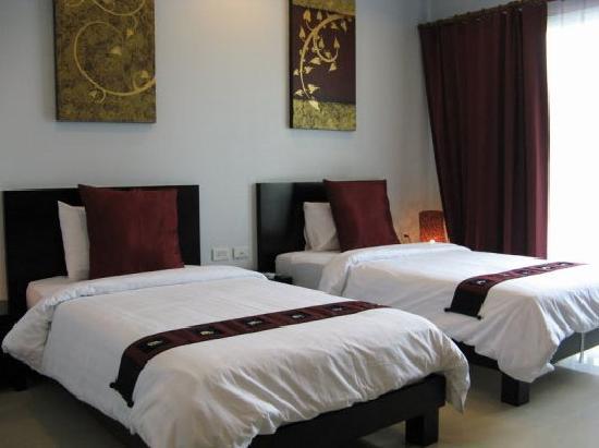 Napalai Resort & Spa: the room