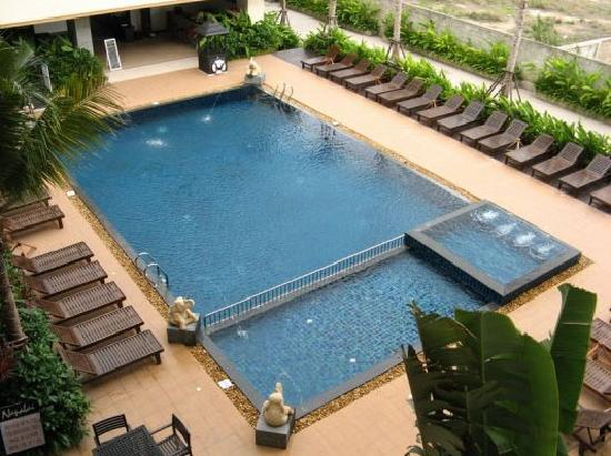 Napalai Resort & Spa: swimming pool