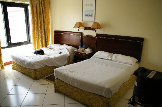 Nihal Hotel: Hotel Room