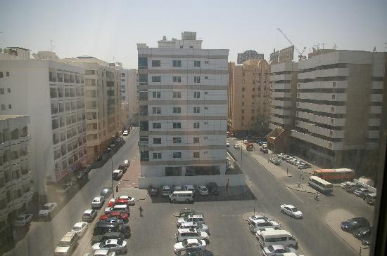 Nihal Hotel: View from room