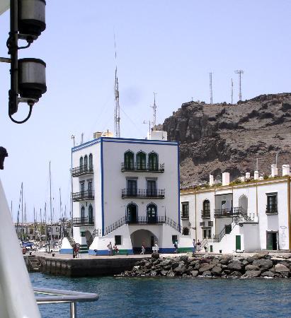 Gran Canaria, Spanien: Puerto Mogan - august 2007