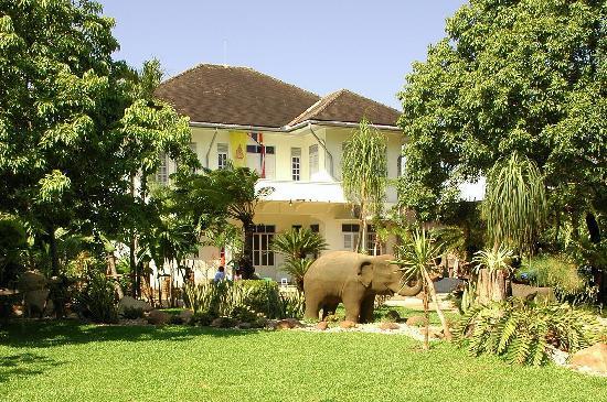 Eco Resort Chiang Mai: Lovely Garden