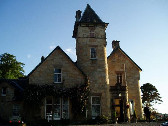 Dungallan Country House: Dungallan House