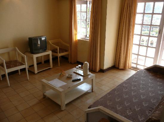 The Byke Old Anchor Resort: Standard Room 1