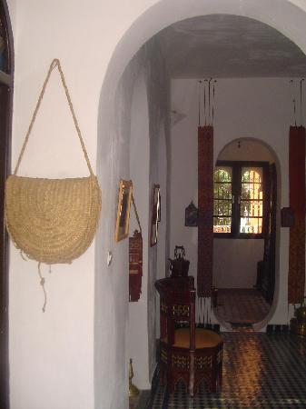 Dar Rass El Maa - Maison d'Hotes: Le séjour