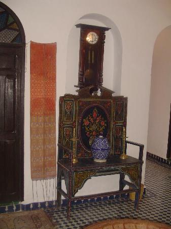 Dar Rass El Maa - Maison d'Hotes: Le séjour - 3