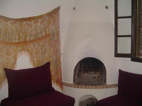 Dar Rass El Maa - Maison d'Hotes: 1er salon