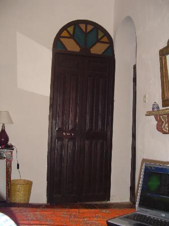 Dar Rass El Maa - Maison d'Hotes: Porte