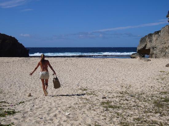 Chez Claudine : Troup D'argent beach