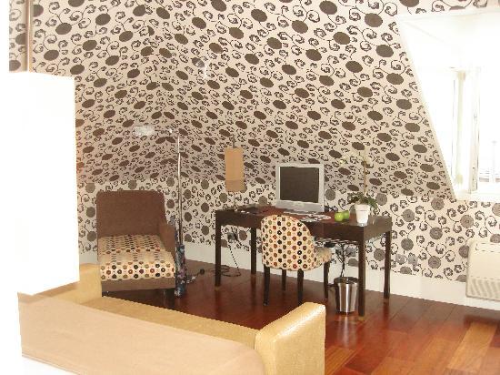 Heritage Avenida Liberdade: More of Room 62