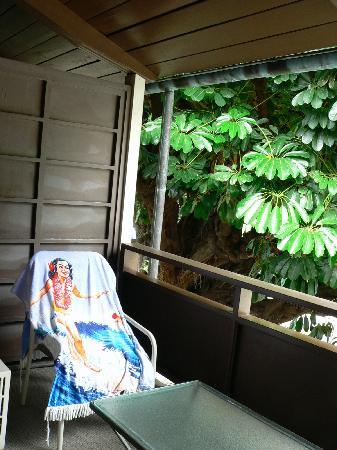 Breakers Hotel: The Balcony