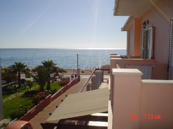 Anassa Hotel: View from our balcony at the Anassa
