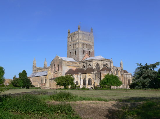 Tewkesbury Abbey: Well worth a Visit