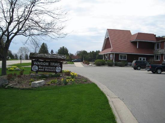 Ellison Bay, WI: Wagon Trail Resort of Door County, WI