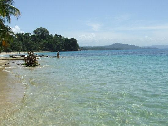 Puerto Viejo, Costa Rica : Punta Uva, playas del caribe