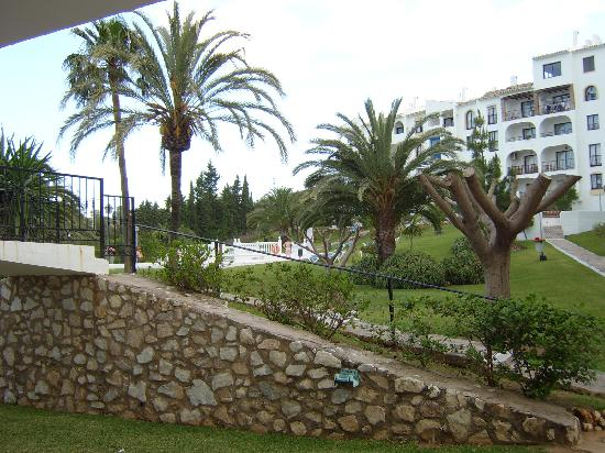 Sitio de Calahonda, Spain: garden area