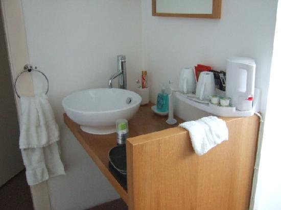 Sink In Bedroom Picture Of Treliska Guesthouse St Ives Tripadvisor