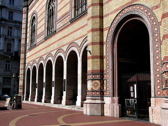 Grande synagogue de Budapest : Central Synagogue, Budapest