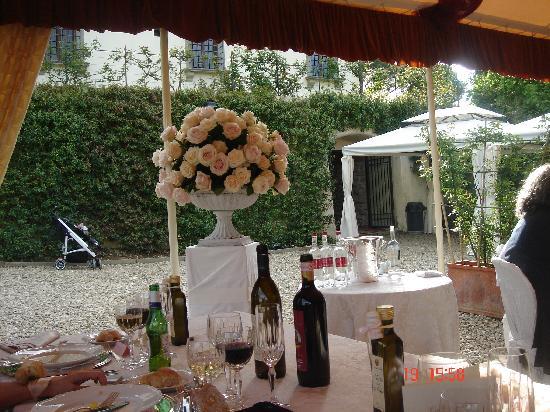 Villa Poggio ai Merli : just gorgeous