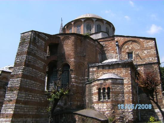 Turkey: Kariye Church